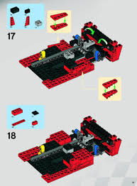 lego ferrari lego ferrari fxx 1 17 instructions 8156 racers