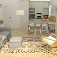 interior design for small living room and kitchen small apartment open living room kitchen 26sqm blv design