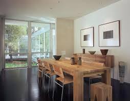 informal dining room ideas casual dining room ideas by marmol radziner dining room ideas