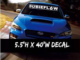 subaru wrx decals 40