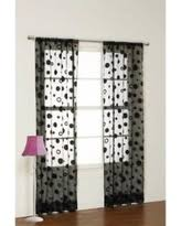 White Polka Dot Sheer Curtains Polka Dots Sheer Curtains Drapes Bhg Shop