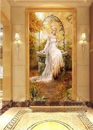 3d Wallpaper Home Decor Online Get Cheap Cinderella Wallpaper Aliexpress Com Alibaba Group