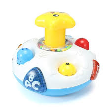 baby toys with lights and sound baby toys kids electric turn around musical toy with sound and light