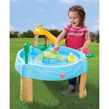 Water Table For Kids Step 2 Kids U0027 Duck Pond Water Table Make Toddler Water Play Fun With Kmart