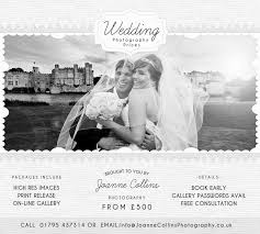 wedding photographer prices wedding photography prices joanne collins photography