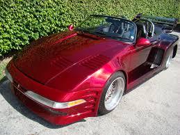 custom porsche 911 for sale 1987 porsche 930 slantnose custom 650hp turbo 911 for sale