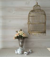 Shabby Chic Bird Cages by Shabby Chic Bird Cage Decorative Hanging Bird Cage Vintage