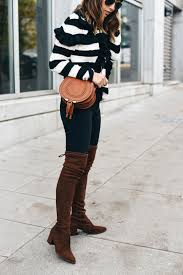 Stuart Weitzman Comfort What To Look For When Shopping For Over The Knee Boots Crystalin