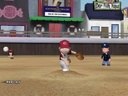 Backyard Baseball Xbox 360 Backyard Baseball 2005 Gamespot