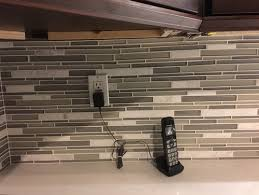 Glass Tile Installation Issues With Glass Mosaic Tile Installation