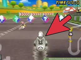 dominate mario kart racing 6 steps pictures