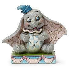 jim shore baby dumbo figurine figurines hallmark
