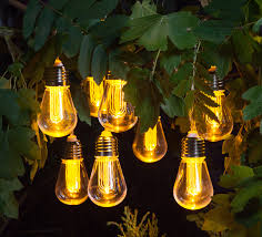 Target Smith And Hawken String Lights by Noma Garden Art Edison Style Garden Lighting Noma Co Uk Noma