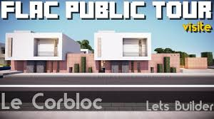 Maison Modern Minecraft by Minecraft Fpt 06 Maison Moderne Youtube