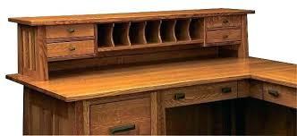 Discount Computer Desk Mission Furniture Desk Mission Furniture Desk Shaker Oak Computer