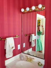 Pink Powder Room Birds Of A Feather Powder Room Jewel Boxes