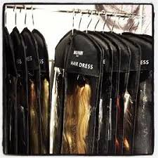 balmain hair extensions review balmain hair dress on hanger