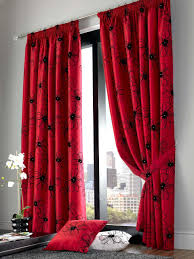 red curtains for bedroom home decor ryanmathates us awesome black and red curtains for living room bedroom