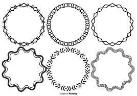 Decorative Frame Free Vector Art Free Downloads