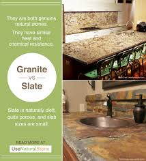 slate countertop granite vs slate countertops what is the difference