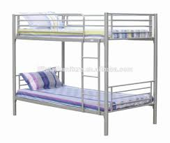 slide design bed metal double bunk bed buy cheap