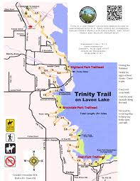 Plano Tx Map Trail Map Trinity Trail