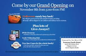 buy halloween candy tennessee family dental grand opening and halloween candy buy back