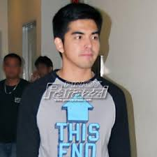 mark herras latest haircut mark herras tsinugi sa sunday show http www pinoyparazzi com