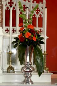 wedding flowers for church church and ceremony flowers wedding flowers galway