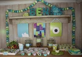 monsters inc baby shower ideas fabulous party ideas design dazzle