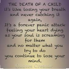 grieving the loss of a child of a child at any age missing my pinteres