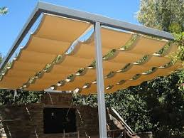 Cleaning Awnings Retractable Awnings And Drop Curtains And Shades Awnings Banners