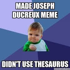 Ducreux Meme - joseph ducreux meme