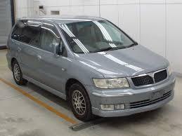 mitsubishi mpv mitsubishi chariot 2002 u2013 mitsubishi chariot for sale u2013 stock no