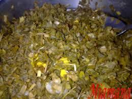 cuisiner les herbes sauvages couscous aux herbes sauvages et poireaux amar ghonis kabyle