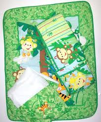 Rainforest Crib Bedding Fisher Price Baby Bedding Set Boutique Crib Bedding Set Animal