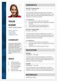 Resume Vitae Template Dalston Elegant Powerpoint Resume Template