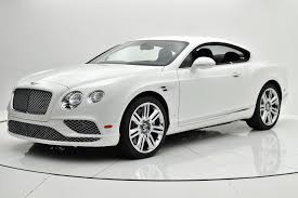 bentley continental 2017 2017 bentley continental gt w12 coupe