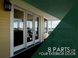 Parts Of An Exterior Door 8 Parts Of Your Exterior Door