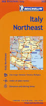 Road Map Of Italy by Michelin Italy Northeast Map 562 Maps Regional Michelin