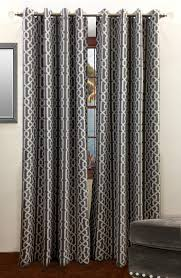 contempo window panels from rodeo home decorating with gray