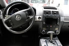 volkswagen touareg interior vwvortex com volkswagen touareg lux edition