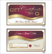 gift certificate clip art free vector download 213 393 free