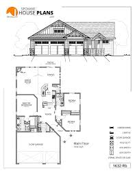 1632 rb spokane house plans