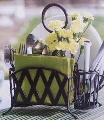 wrought iron serving caddy and table organizer by sam u0027s http