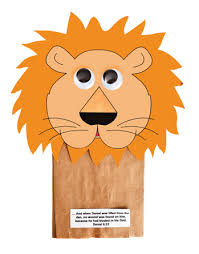 lion puppet lion puppets 215 854 from guildcraft arts crafts paper
