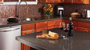 granite countertop under sink kitchen cabinet travertine