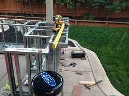 Building Outdoor Kitchen With Metal Studs - luxury framing an outdoor kitchen taste