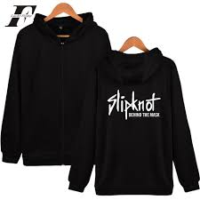 fashion for heavy men 2018 luckyfridayf 2017 slipknot rock band heavy metals hoodies men