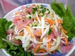 cuisine chinoise poisson recette du poisson cru à la chinoise mon fenua ma culture
